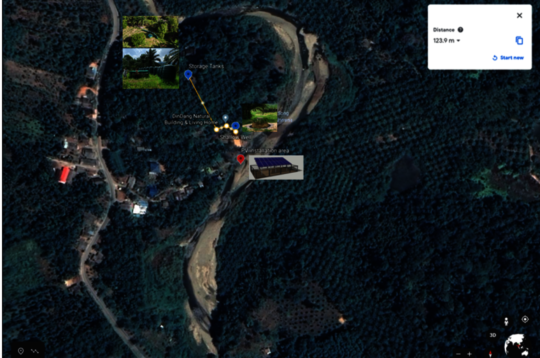 Project Aerial View