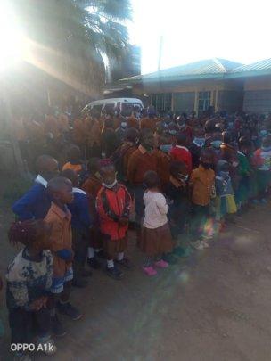 Nairobi School - First Day