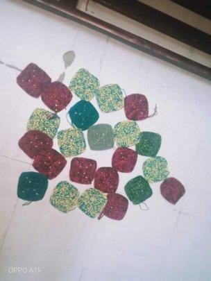 Crocheting Skills continues