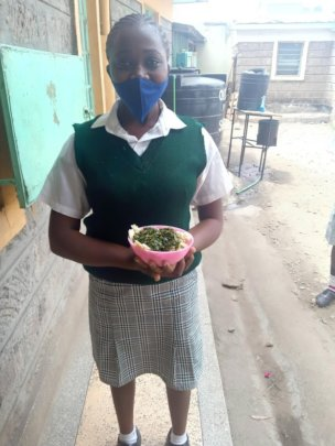 Girl Child fed as incentive to learning