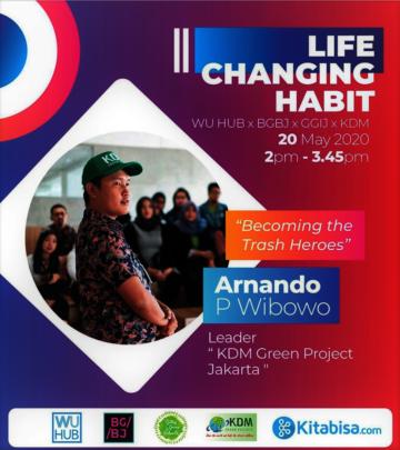 Education: Nando as a guest presenter