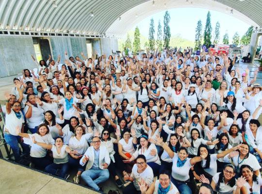 Voces Vitales Nicaragua Mentoring Walk 2020