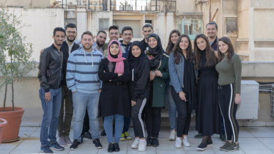 Support 80 Financially-Vulnerable Youth in Beirut