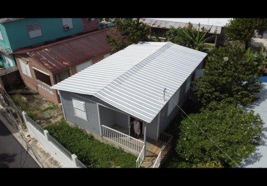 Maria Teresa's roof