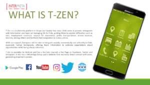 Presentation of T-Zen (PDF)
