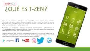 Presentation of T-Zen Spanish (PDF)