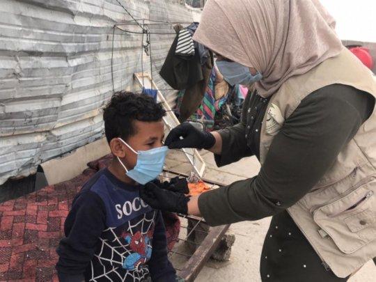 Photo: Iraqi Children Foundation