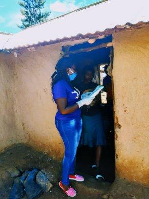 door to door distribution