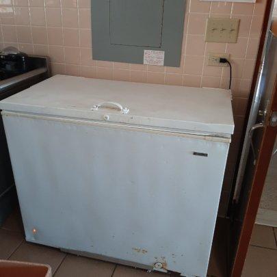 Small freezer - 1