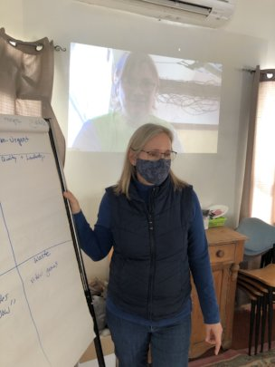 Project Leadership during Covid