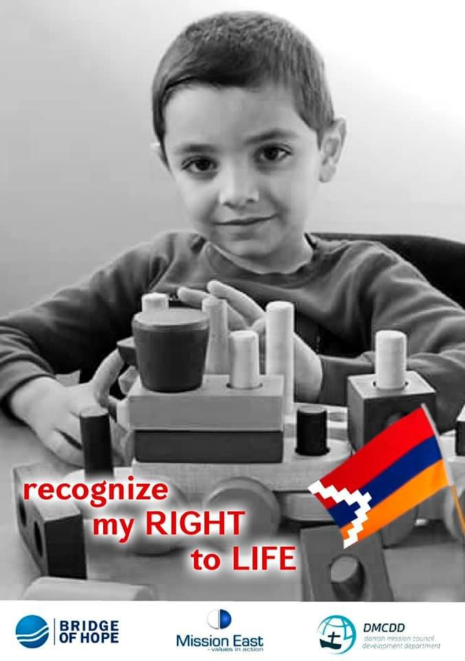 Enable 360 children with disabilities in Armenia.