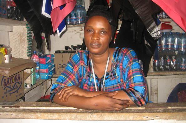 Mwashamba at home