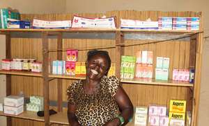 Microcredit is only hope to my life and my family