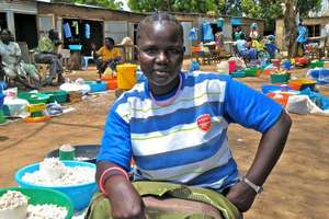 Microloans for S. Sudanese Refugee Women in Uganda