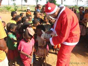 Santa in Fiadanana