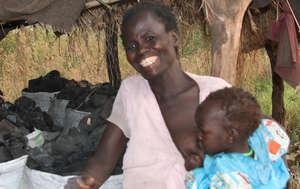 Apio Suzan - project beneficiary