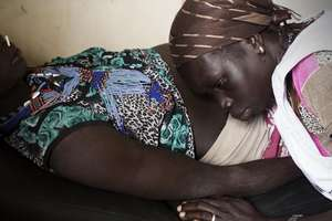 Giving birth: most dangerous for an African mother