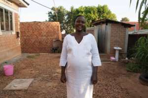 Thanks for helping women in South Sudan