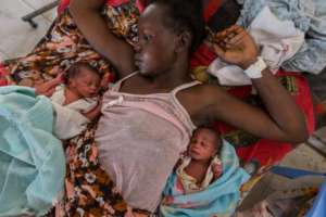 Stop girls dying from childbirth in South Sudan