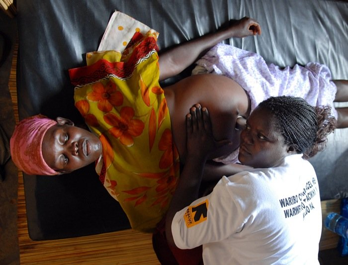 Stop South Sudanese Moms from Dying in Childbirth