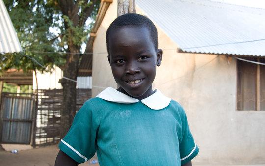 Sarafina Abee King - beneficiary