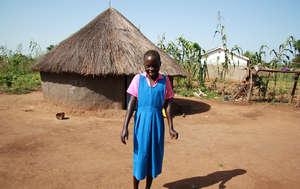 Saterina Lakang - sponsored pupil