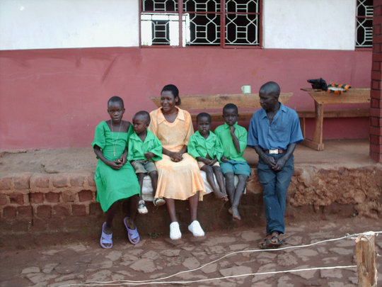 Sudanese children need education in Uganda