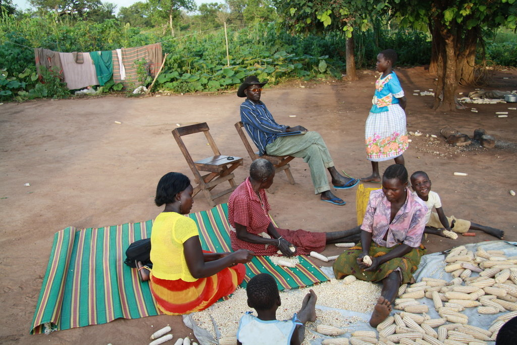 Reduce Hunger and Women's Workloads in South Sudan