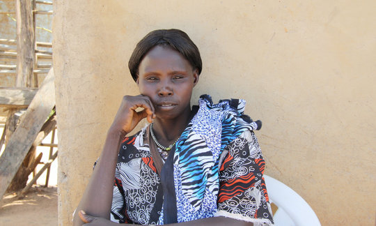 a Village mid-wife is appealing a microscope