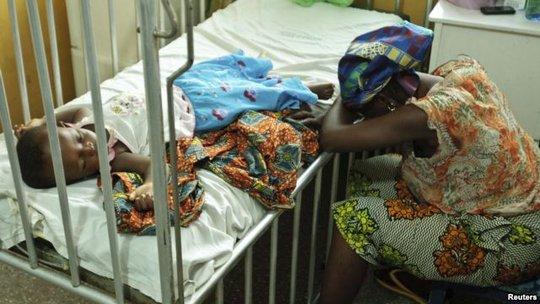 Malaria is largest killer of children in Africa