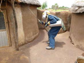 Malaria is attacking children in South Sudan.