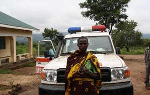 Anne Martins, Mid-wife at Onura Maternal Unit