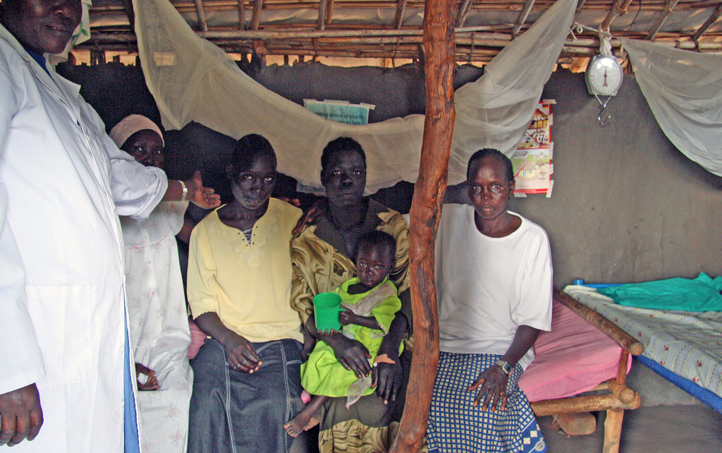 South Sudan needs medicines to fight malaria