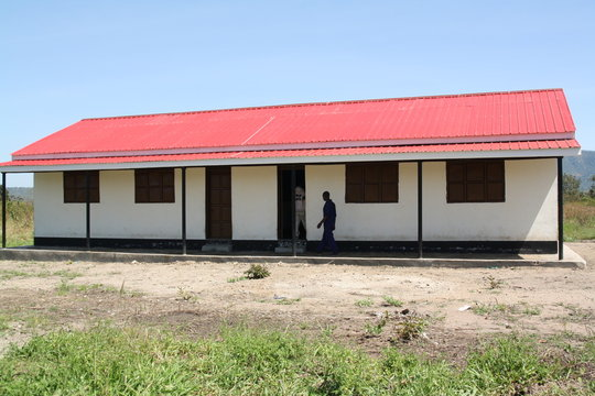 Two Double Classroom Built in Omilling!