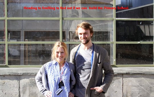 Astrid & Olav - heading to Omilling