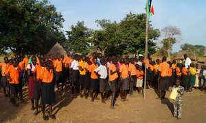 We need Education to fight poverty in South Sudan
