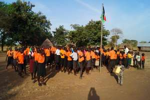Without Education no future in south Sudan