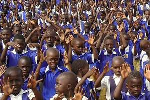 Kids who will soon be forced out of school