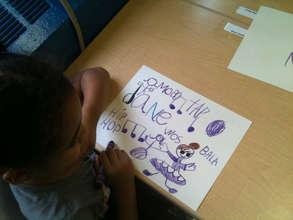 Literacy Through the Arts Kindergarten Dance Proje
