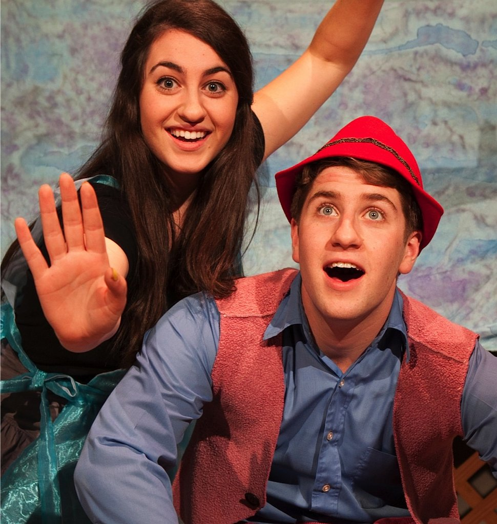 """Photo from """"Pinocchio,"""" our Audience Project tour."""