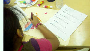 Literacy Through the Arts Grade 1 Puppet Project