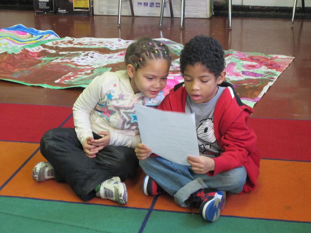 Art programs for 3,500 in-need New York children