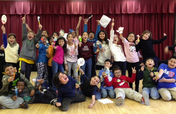 Art programs for 3,500 in-need New York children