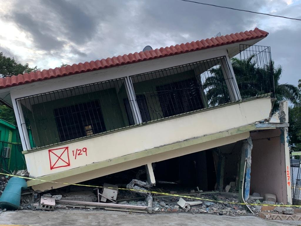 Offer Legal Aid to Puerto Rico Earthquake Victims