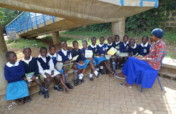The Gift of Education to 100 children in Kenya
