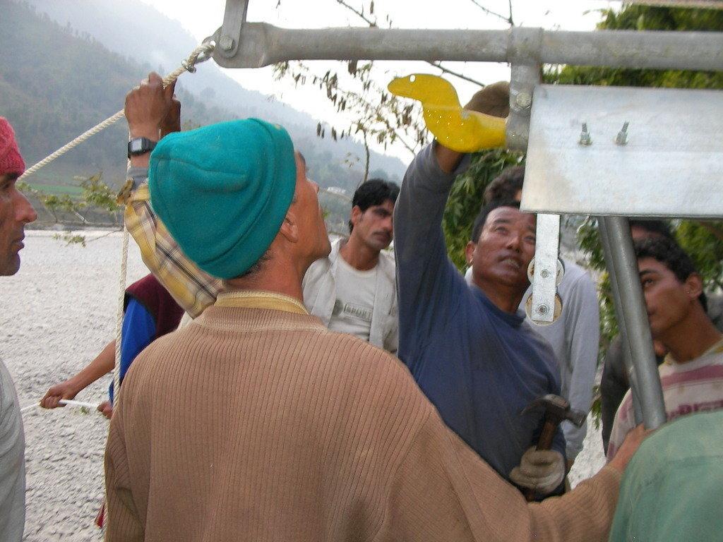 Build Bridges for Health, Education & Hope - Nepal