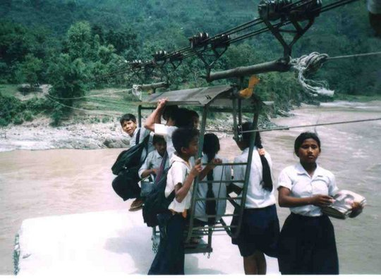 Build Bridges for Health, Education & Hope - Nepal