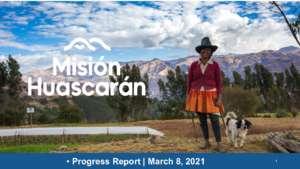 Progress Report February 2021 (PDF)