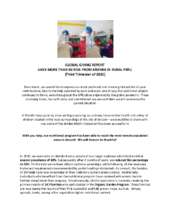 November Report - Anti anemia an other projects (PDF)