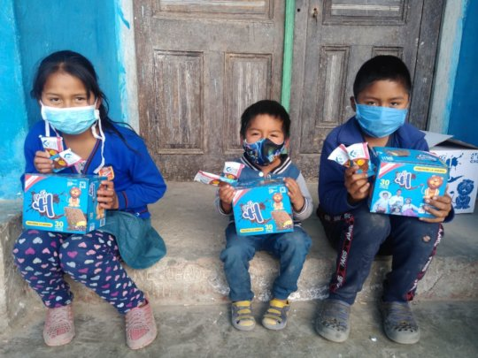 Save more than 80 kids from anemia in rural Peru!